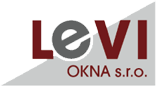The logo for Levi Okna s.r.o.